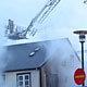 23 March 2010 – Reykjavík. Fire downtown - batteríið is empty.