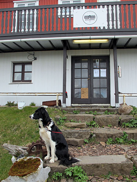Djúpavík. The day today. - Freyja - always here! (30 May 2011)
