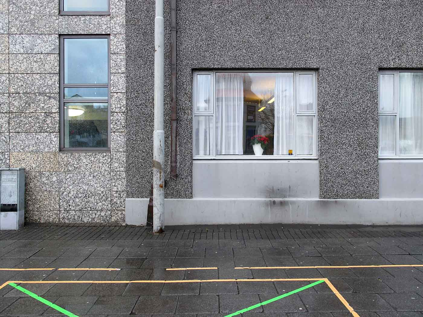 Reykjav&iacute;k. &quot;Meine Banken&quot; 2 February 2013. - &quot;Meine Banken&quot; looked like this today! Or like <a href='/12-09/b5348e.php' target='_blank' class='linksnormal'>this</a> on 18 September 2012! (2 February 2013)