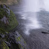 18 January 2014 – South Coast. Part 1 - Waterfall Seljalandsfoss. (8 pictures)